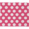 Pinkest Pink Fleece Throw Blanket