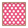 Pinkest Pink Square Tray