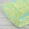 Piper's Paisley Changing Pad Cover