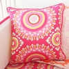 Piper's Paisley Throw Pillow