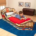 Pirate Toddler Bed