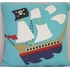 Pirate Treasure Quilt with Pillow Sham
