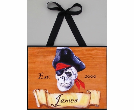 Pirate Wall Art