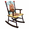 Pirates Island Rocking Chair