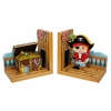 Pirates Island Set of Bookends