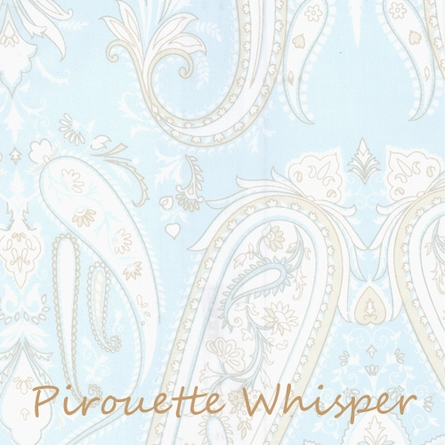 Pirouette Whisper Bedding