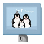 Pitter Patter Penguins Night Light