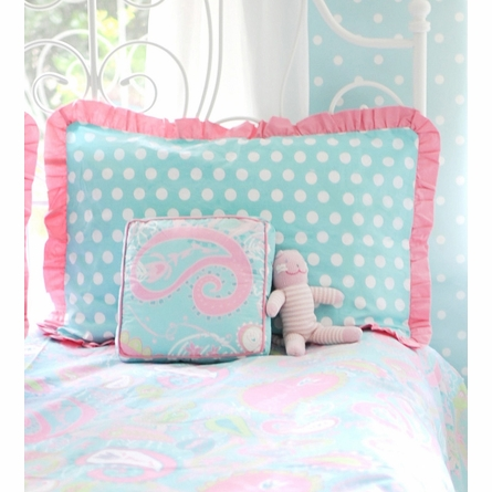 Pixie Aqua Bedding Set