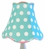Pixie Baby Lamp in Aqua