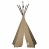 Plain Tan Tipi