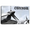 Plane Wing Canvas Reproduction