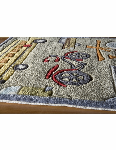 Planes Trains & Automobiles Rug