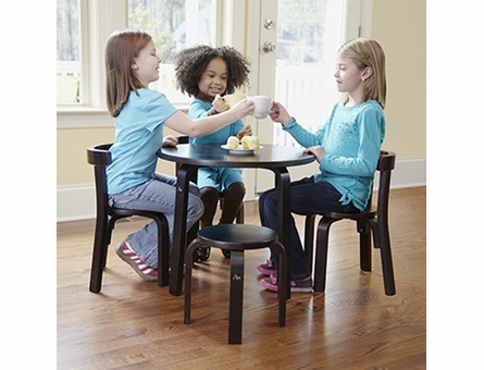Play With Me Mini Furniture Set - Espresso