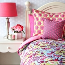 Plum Crazy Duvet Cover