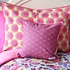 Plum Crazy Pillow Sham