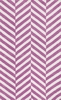 Plum Fairies Chevron Piper Rug
