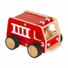 Plywood Fire Engine