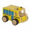 Plywood School Bus