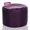 Point Beanbag In Dark Purple