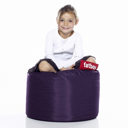 Fatboy Point Dark Purple Beanbag