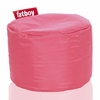 Point Beanbag In Light Pink