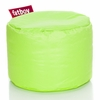Point Beanbag in Lime Green