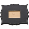 Point Scalloped Beveled Picture Frame