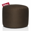 Point Stonewashed Beanbag In Brown