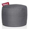 Point Stonewashed Beanbag In Grey