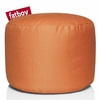 Point Stonewashed Beanbag In Orange