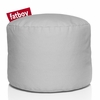 Fatboy Point Stonewashed Silver Grey Beanbag