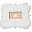 Pointy Classic Beveled Picture Frame