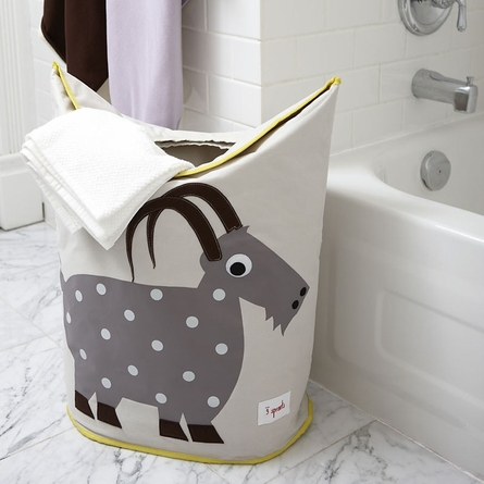 Polar Bear Laundry Hamper