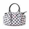 Polka Dot Allure Diaper Bag