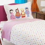 Polka Dot Kids Bedding