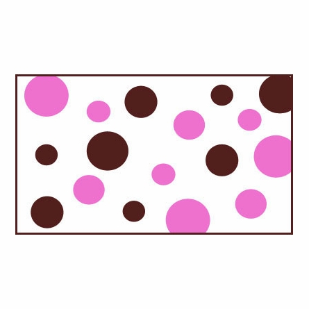 Polka Dot Set Wall Decal