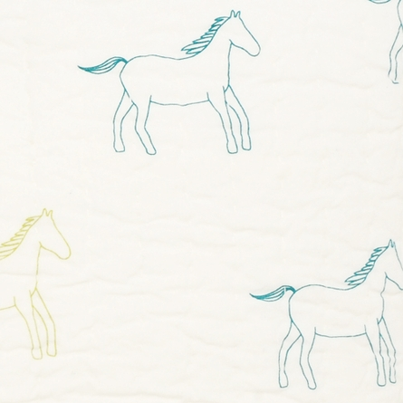Pony Love Twin Duvet Cover