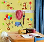 Pooh & Friends Peel & Stick Wall Decals