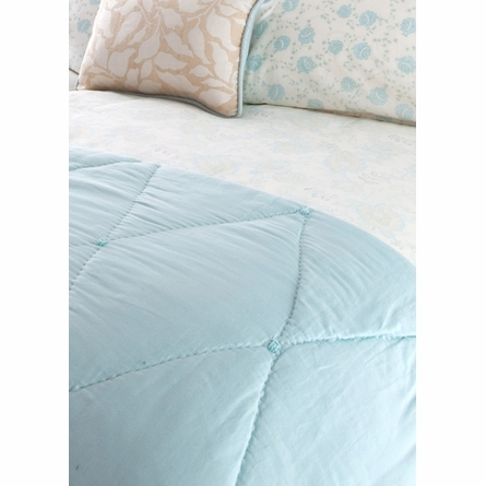 Pool Sateen Coverlet