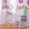 Poppie Stripe Wall Decals