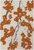 Poppies Inhabit Rug