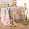 Poppy Seed 4-Piece Crib Bedding Set