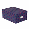 Positano Hexagons Collapsible Storage Box