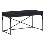Potrero Hill Desk Distressed Black