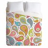 Power Paisley Duvet Cover