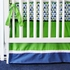 Preppy Navy Boy Crib Bedding Set