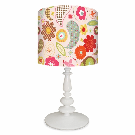 Pretty Flowers Lamp