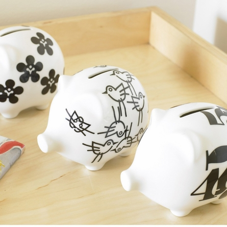 Pretty Piggy Bank