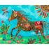 Pretty Pony Ride Canvas Wall Art