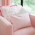 Pretty with Pink Quilted Decorative Pillow Cover